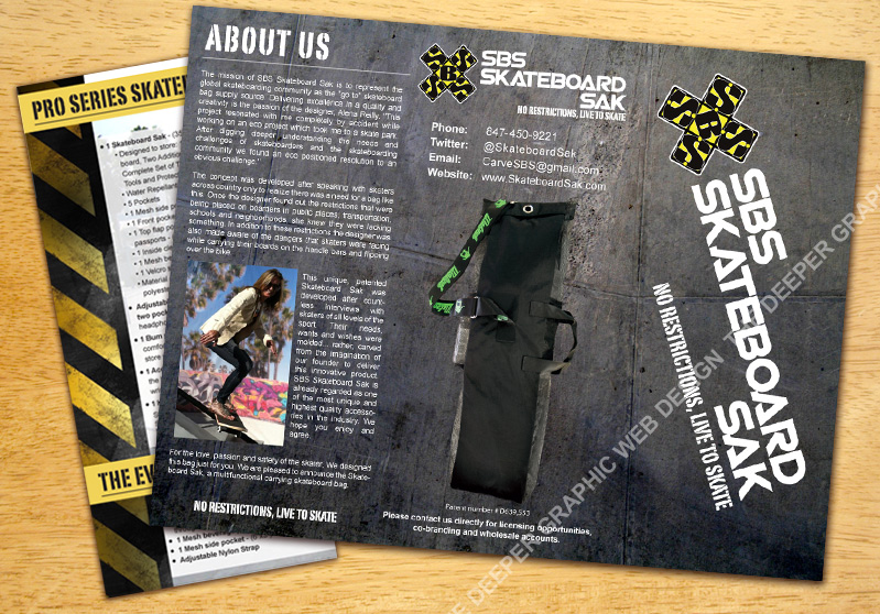 Brochure Design Las Vegas