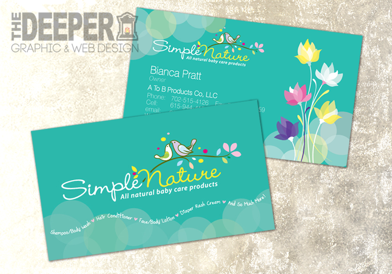 Business Card Design in Las Vegas