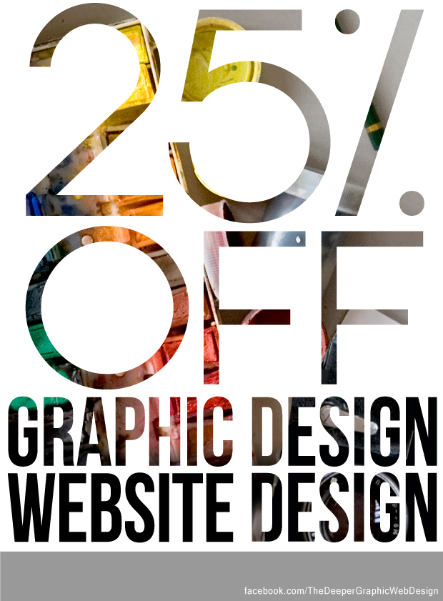 Graphic Design & Web Design Special Offer | Las Vegas