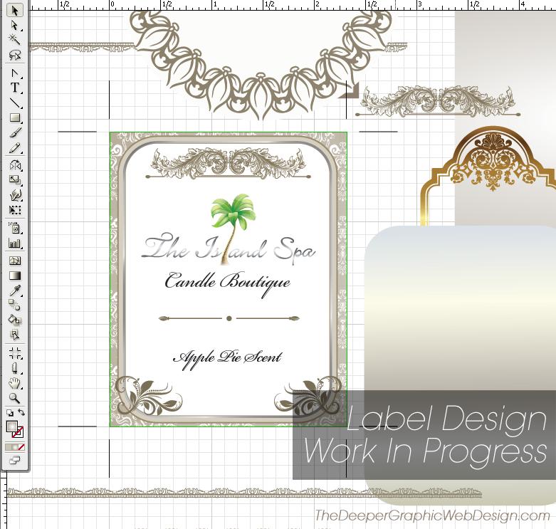 label design graphic las vegas logo branding advertising package ...
