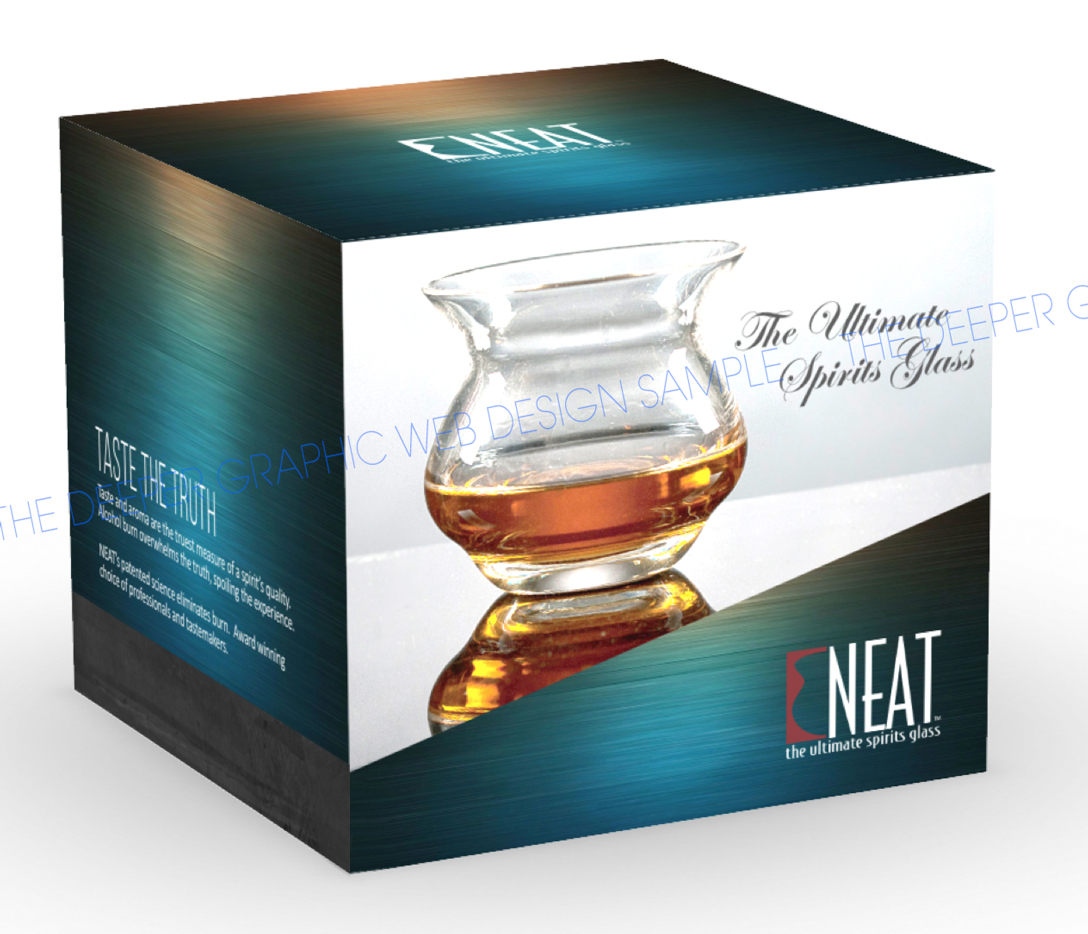 Package Design for NEAT GLASS