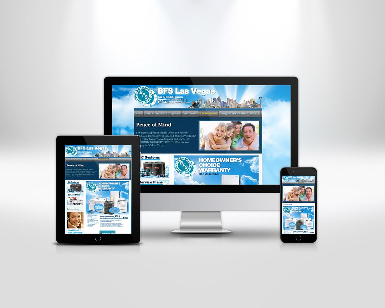 Web Design Company Las Vegas