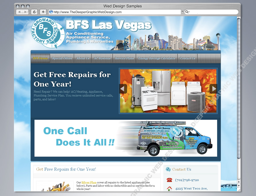 Website Design Las Vegas